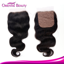 organic honey human hair silk base lace front closure weaves with baby hair