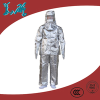 wholesale retardant nomex fire fighting suit