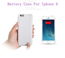 New products power case for iphone 6 battery case, backup battery charger case