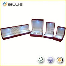 Fascinating Beautify jewelry box with led lights