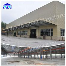 Preb Large-span Steel Structure Industrial Buildings in hangzhou