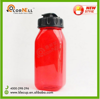 2015 Hot Selling New Customized high quality Gift Portable Water Carafe Plastic drinking bottle joyshaker