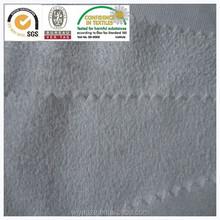 estiramento do poliéster tecido sintético camurça