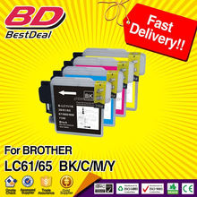 Buy direct from china manufacturer printer ink cartridge LC-61 for brother