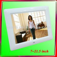 Lcd Digital Photo Frame With Memory