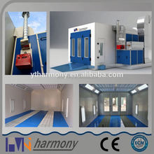 Alibaba China Germany Standard Electric Heating Spray Booth for car workshop