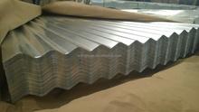 GI PPGI Corrugated Metal Roofing