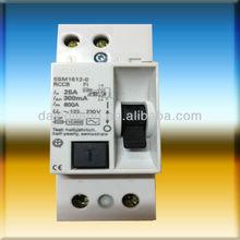 RCCB / ELCB Residual Current Circuit Breaker