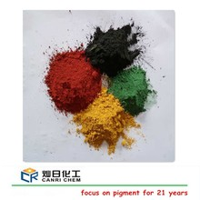 Inorganic Pigment Style and iron oxide types black iron iii oxide and synthetic red oxide powder
