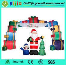 Christmas inflatable christmas decoration ornaments for home garden