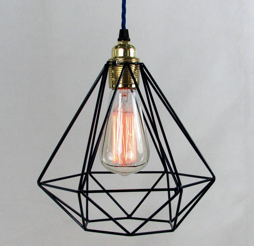 Wire cage guard industrial pendant lamp buy wire pendant lampcage qq20150805151111g aloadofball Choice Image