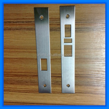 customized double latch door lock accessories made in china