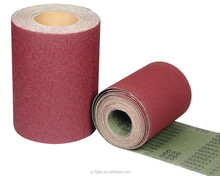 hot selling emery cloth for machine use GXK51 abrasicve cloth roll