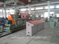 alibaba china FLY2200 plastic coating machine,hot sale plastic laminating machine/sponge laminating machine