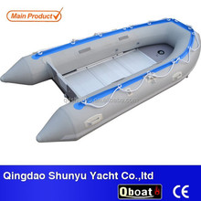 CE certificate 3.3m fishing inflatable boat for sale
