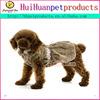 Pet products warming pet garment clothes winter dog clothes