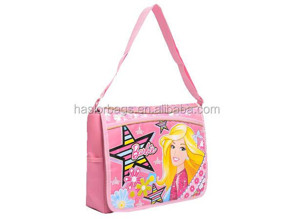 Fabricant mignon touts mode épaule sac d'école pour les filles
