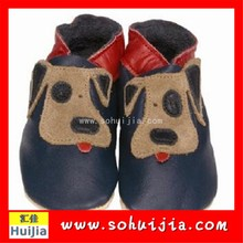 USA wholesale coffee and black dog moccasins cow leather embroidered soft flat 2015 new kids sandals with baby shoes