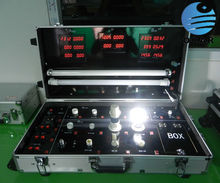 LED show Case,LED Demo case order customized showing tubes, bulbs, LED Test Case
