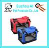 Custom 600D Oxford Pet Carrier Dog Bag