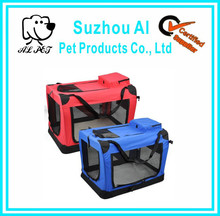 Custom 600D Oxford Pet Carrier Dog Bag