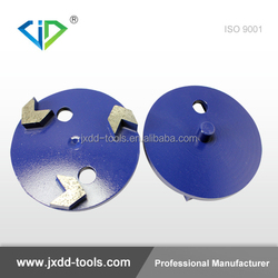 Metal Grinding Pads for Concrete