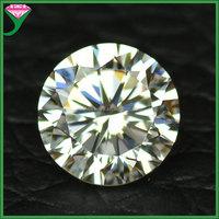bulk wholesale gemstones AAAAA grade synthetic white diamond machine cut cubic zirconia 10 arrows 10 hearts gemstone