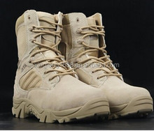 2014 Hot selling DELTA tactical boots with zipper