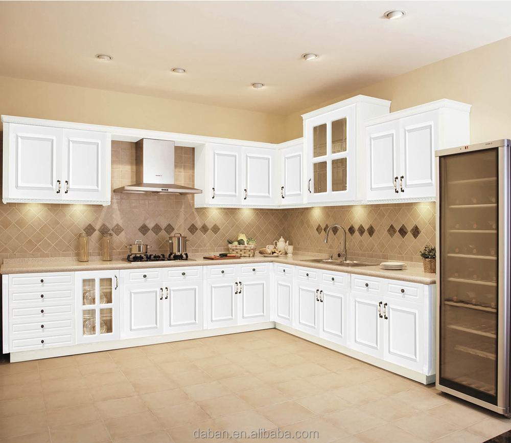 Kitchen Cabinet Doors Acrylic: Solid Wood PVC MDF Frame Door High Gloss Acrylic Kitchen