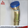 Industry Rubber Smooth pp quick coupling c type