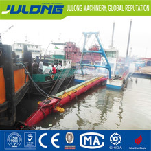 Julong Hydraulic Cutter Suction Desilting Equipment/Sand Dredger for Export