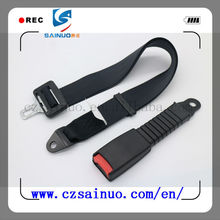 Hot selling safety belt ropes with hooks shock absorber lanyard made in china