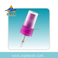 Mist Sprayer 20/410China Wholesale Factory Plastic Perfume Fine Mist Sprayers