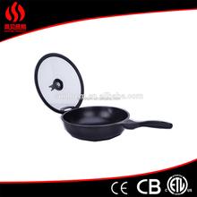 20/24/28 cm aluminum cookware/deep fry pan/induction cooker pan