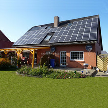 Off/On Grid Solar Panel System 1500W For Residential Use/solar power system/solar home lighting system