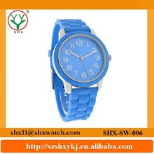 High quality and different colors sports watches made in china