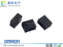 1 Pole OMRON Miniature power Relay 24V