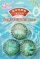 Bubble toilet cleaner, formulation toilet cleaner, perfumed toilet detergent