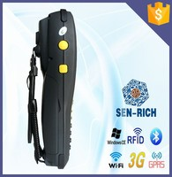 cheap wince rugged pda phone with GPS/WIFI/BLUETOOTH