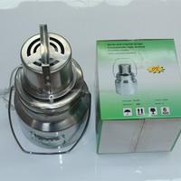 Small Aluminum Alloy Milk Automatic Stirring Pot