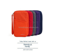 fashion travel passport travel bag/passport case