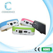 Wireless streaming receiver wireless best music streaming system support Airplay /Qplay/DLAN player