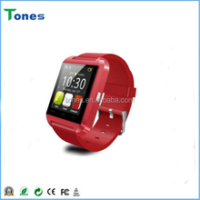 China waterproof cheapest android smart watch bluetooth phone