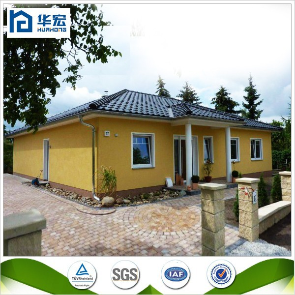 Low cost durable portable quicker assemble prefab home kit for Low cost house kits