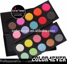 Manufacture!20color wholesale Makeup Eyeshadow Palette empty magnetic eyeshadow palette