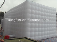 Outdoor big inflatable tent for exhibition