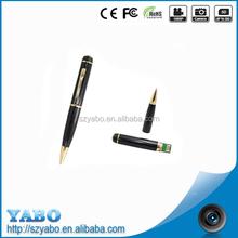 2015 smallest usb pen camera 1920*1080 pen