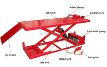 Hot sell Hydraulic Motorcycle Lift Jack, mini lifting jacks