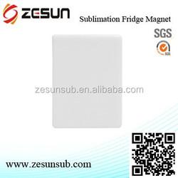 sublimation rectangular fridge magnet 50*50mm