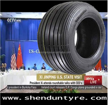 China made extremly quality military tire Gold Wasp brand and Lucky Fish brand